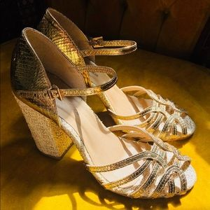 Raphaella Booz block heels